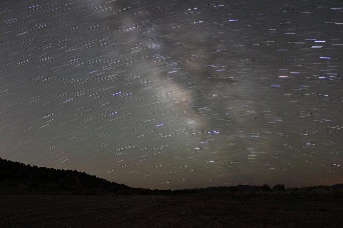 Chuva de meteoros Líridas