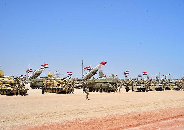 Forças Armadas do Egito