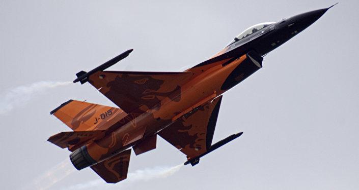 F-16 holandês