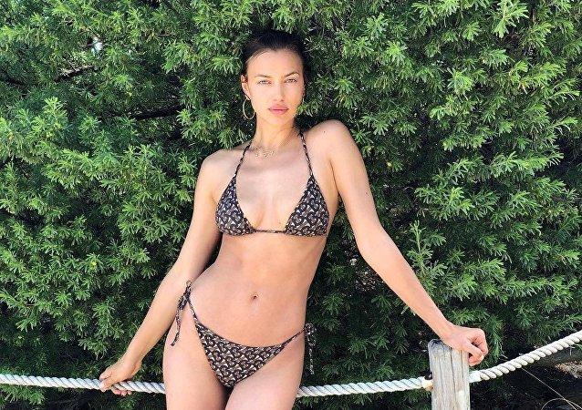 Irina Shayk, supermodelo russa