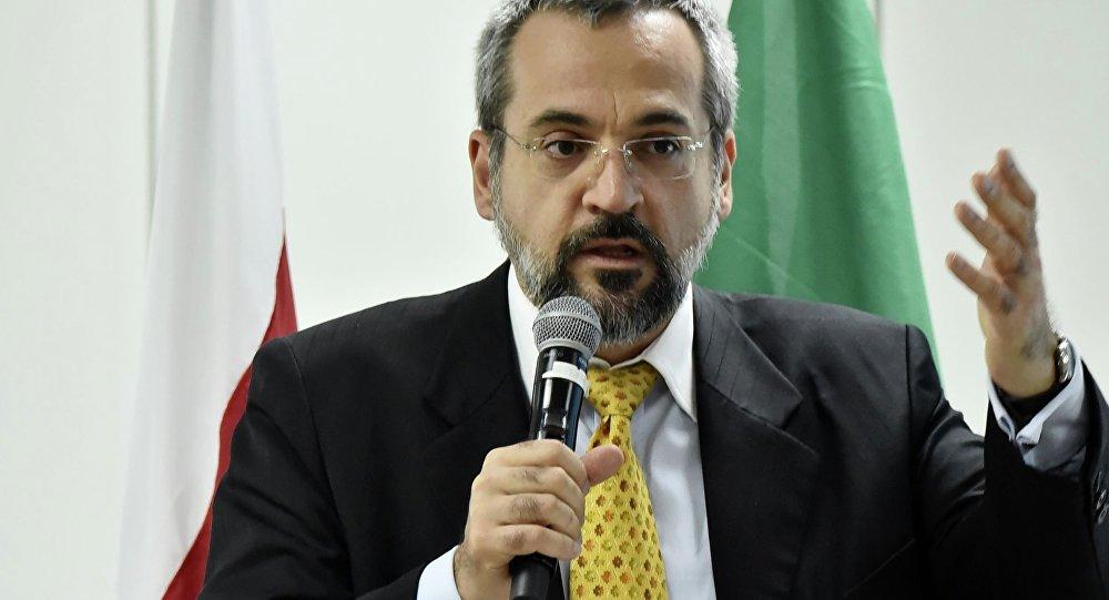 Novo ministro da Educação, Abraham Weintraub