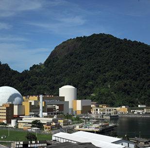 Visão geral das usinas nucleares Angra 1 e Angra 2