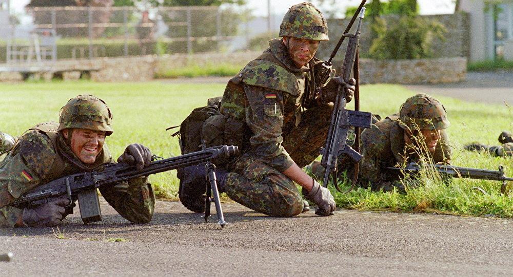 Exército alemão