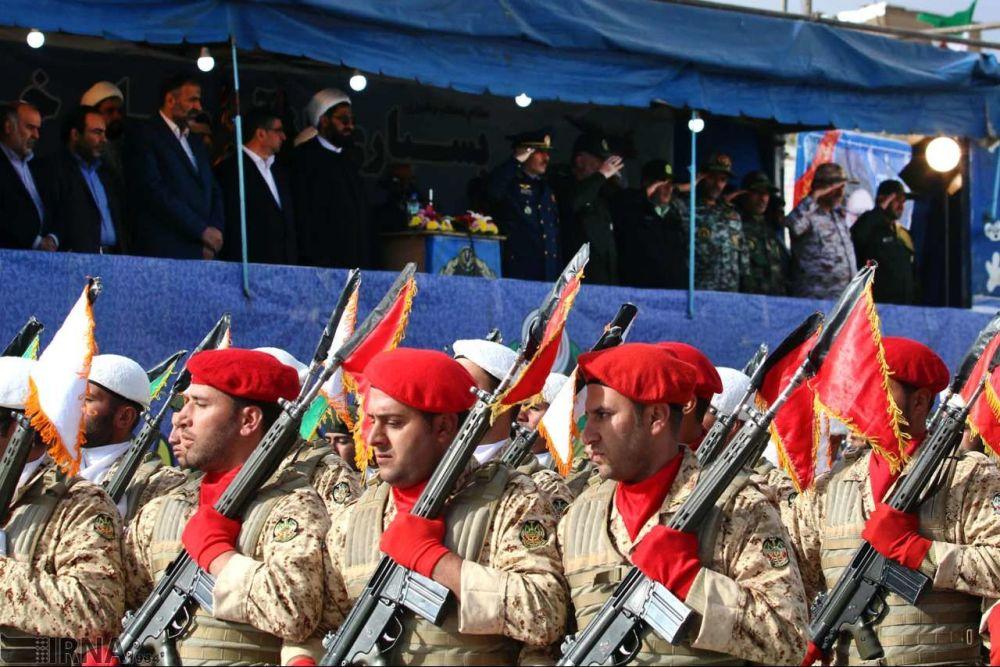 Hassan Rouhani pediu aos países do Oriente Médio neste dia memorável para conter o sionismo