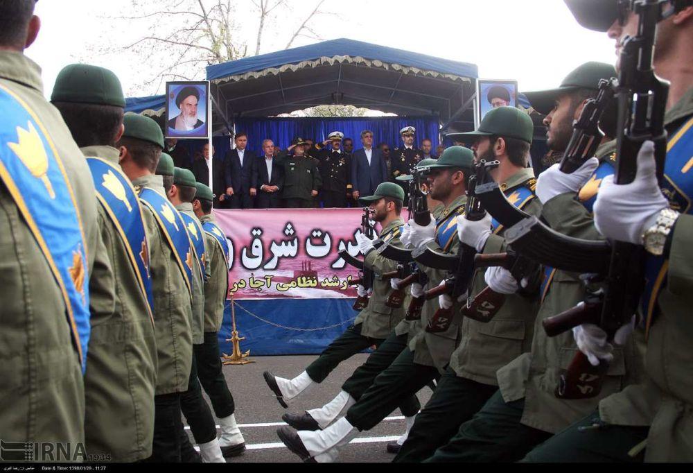 Guardiões da Revolução Islâmica são a principal força do governo para manter a segurança e a ordem no país