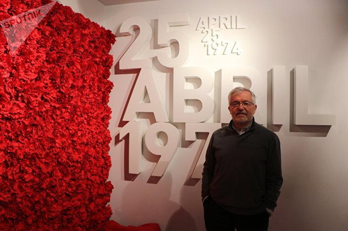 Luís Farinha, historiador e diretor do Museu do Aljube