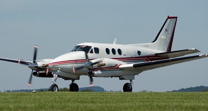 Avião Beechcraft Duke