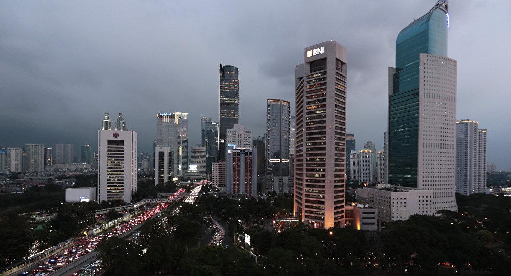 Jacarta, capital indonésia