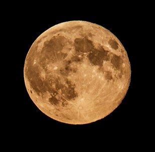 A Lua (imagem referencial).