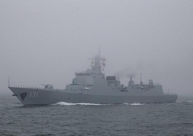 Destróier Type 052C