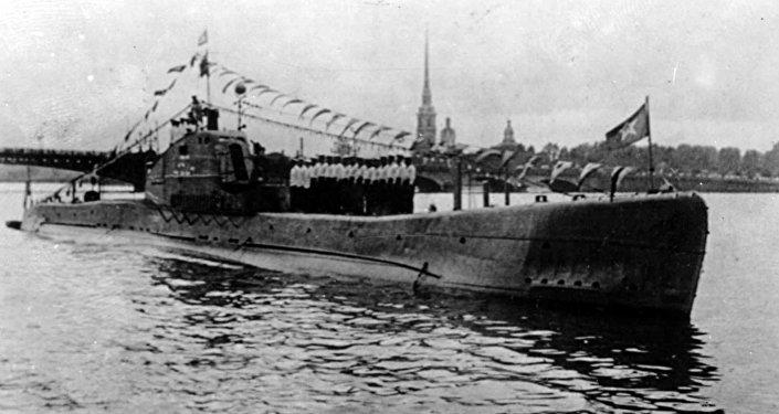 Submarino soviético Shch-324