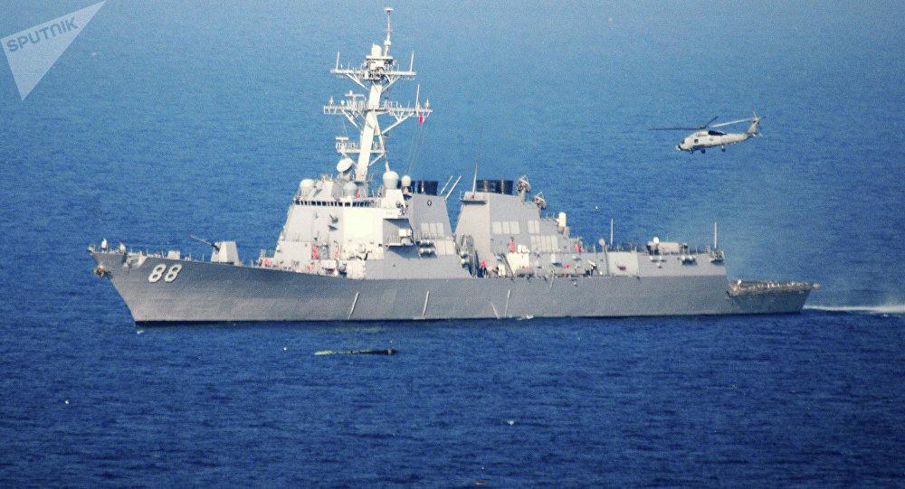 USS Preble, destróier dos EUA