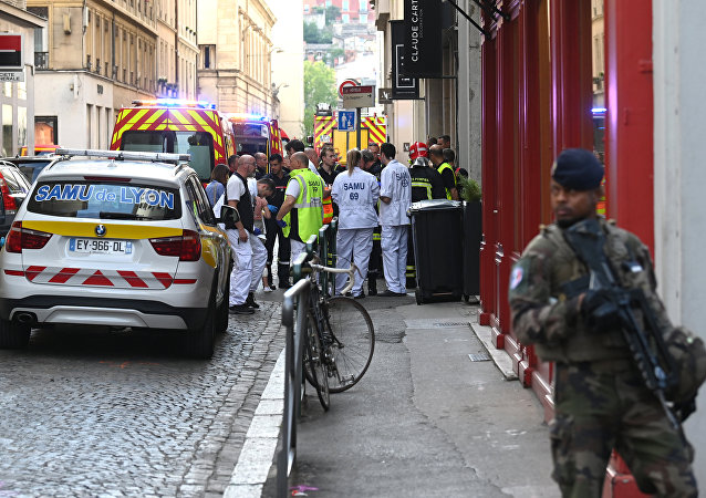 Explosion Rocks French City of Lyon, 6 People Injured