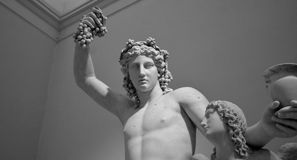 Estátua de Dionísio (imagem referencial)