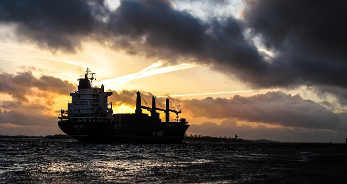 Navio petroleiro (imagem referencial)