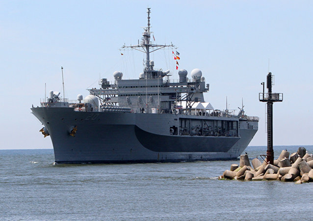USS Mount Whitney