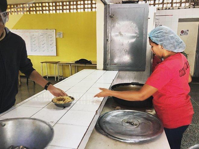 Hugo Chávez ainda estava vivo quando nasceu o programa Cozinheiras da Pátria: hoje, quase seis anos depois da morte de Chávez, é ainda mais importante