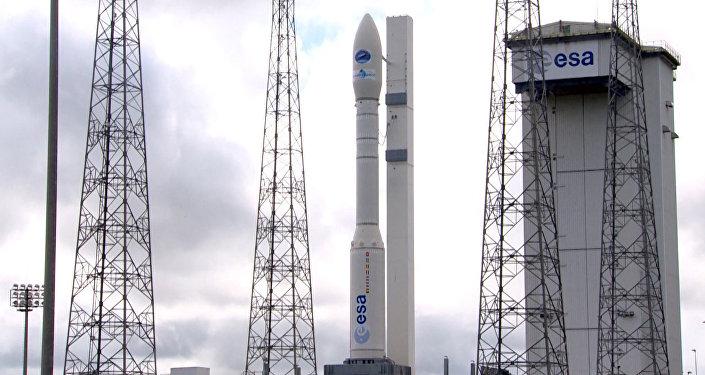 Agência Espacial Europeia lança avião não pilotado suborbital