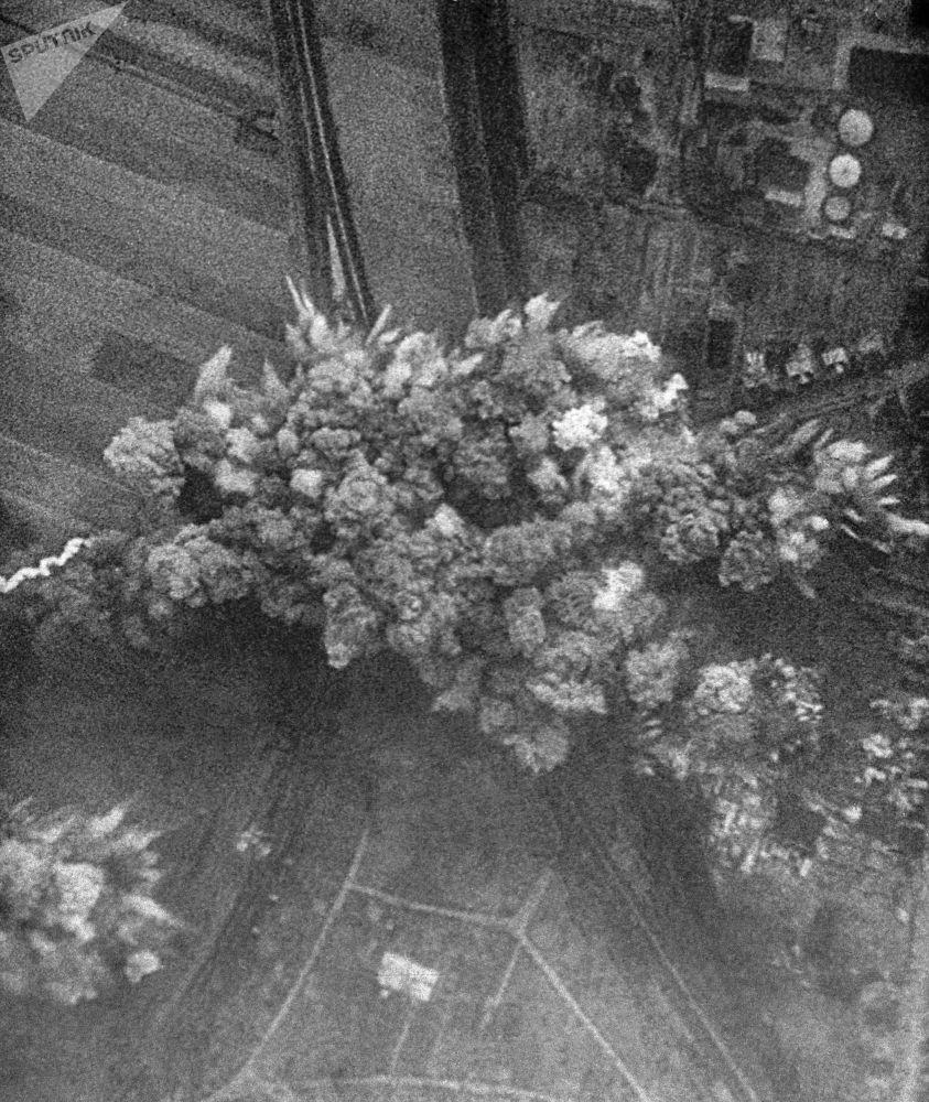 22 de junho de 1941, aviões militares alemães bombardeiam cidades soviéticas