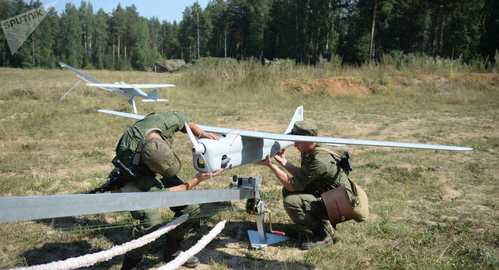 Exercícios militares no Distrito Militar Central (imagem referencial)