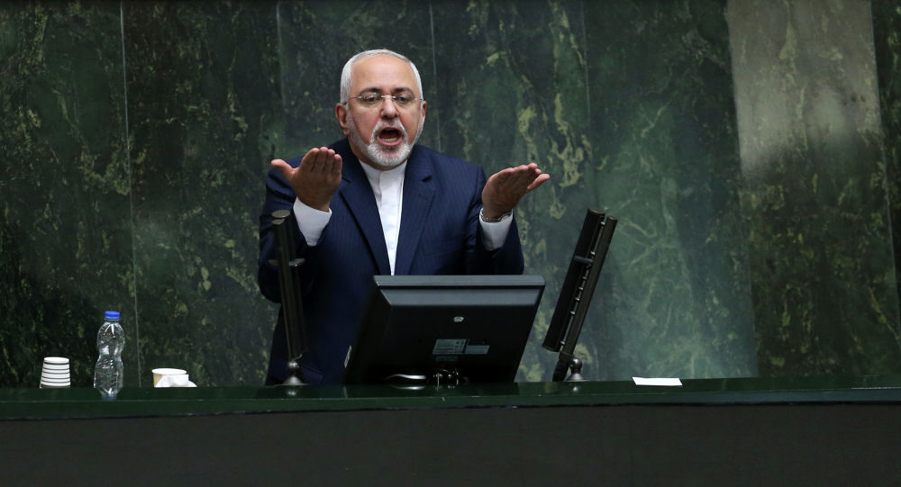 Chanceler do Irã, Mohammad Javad Zarif