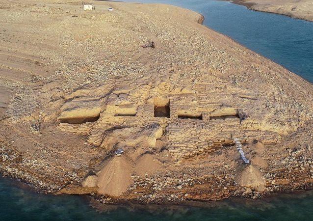 Palácio do Império Mitani