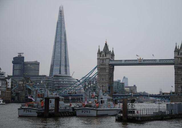 Arranha-céu Shard London Bridge, em Londres