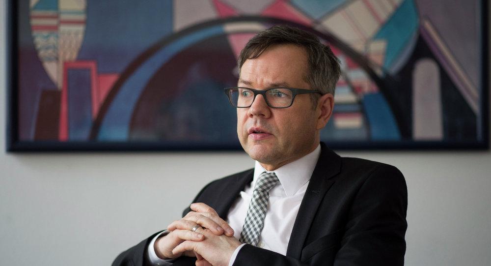 Ministro de Estado para as Relações Exteriores da Alemanha, Michael Roth.