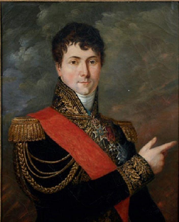 General Charles-Étienne Gudin de la Sablonniere
