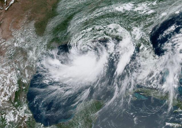 Tempestade tropical Barry