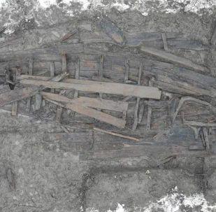 Navio antigo