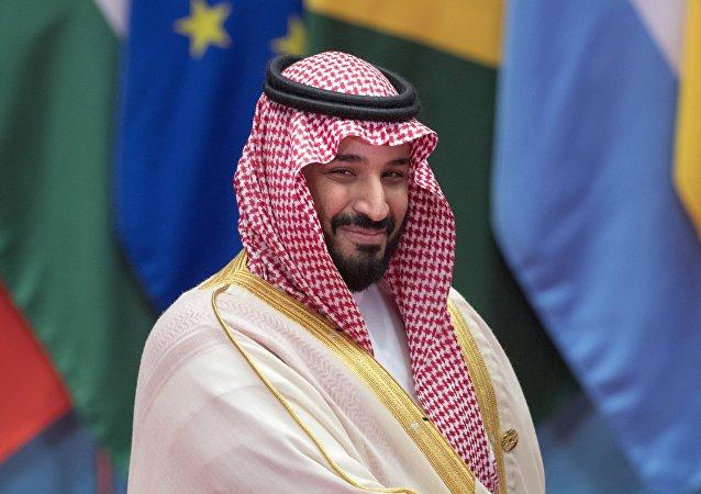 Crown Prince of Saudi Arabia Muhammad bin Salman Al Saud