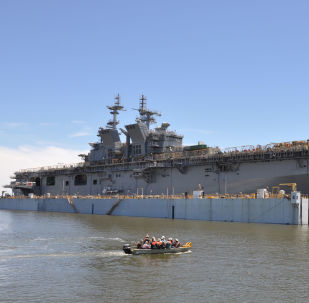 O futuro USS Tripoli