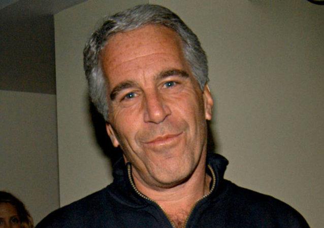Billionaire financier Jeffrey Epstein was convicted of soliciting an underage prostitute.
