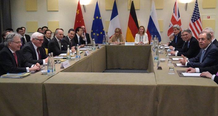 P5+1 negociações sobre programa nuclear do Irã