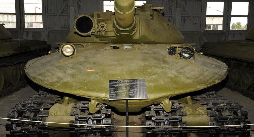 Tanque soviético Objeto 279