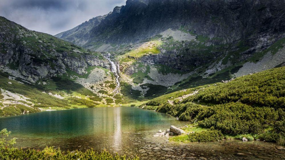 Montanhas Tatra na Eslováquia
