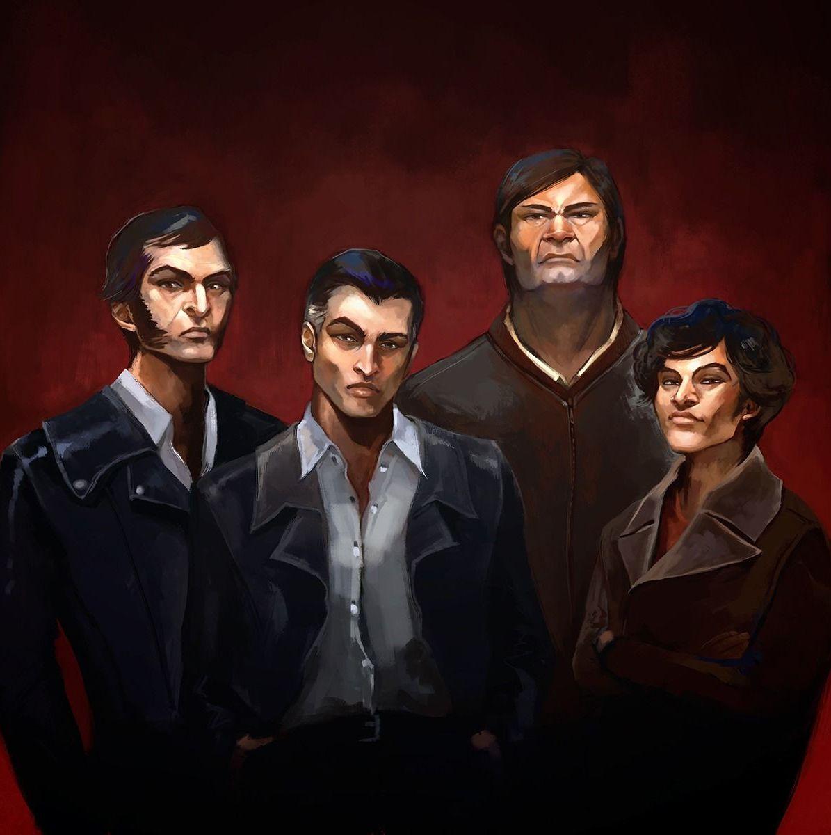 Arte conceitual do videogame chileno Guerras Sujas
