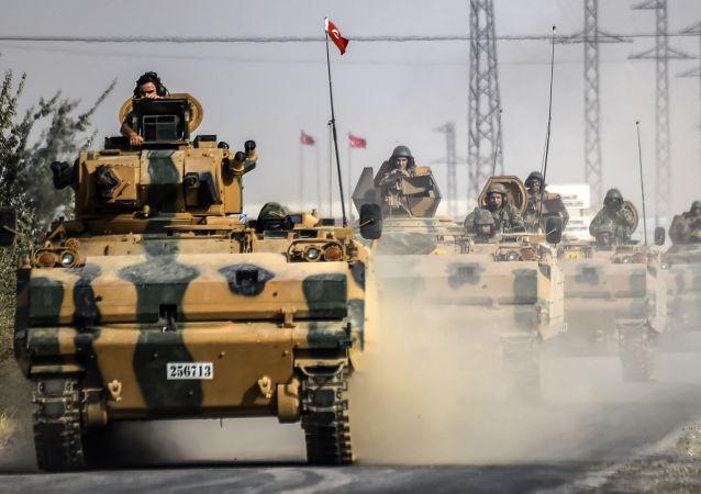 Forças Armadas da Turquia