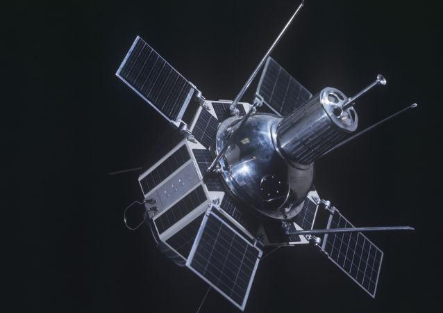 Satélite Kosmos (imagem referencial)