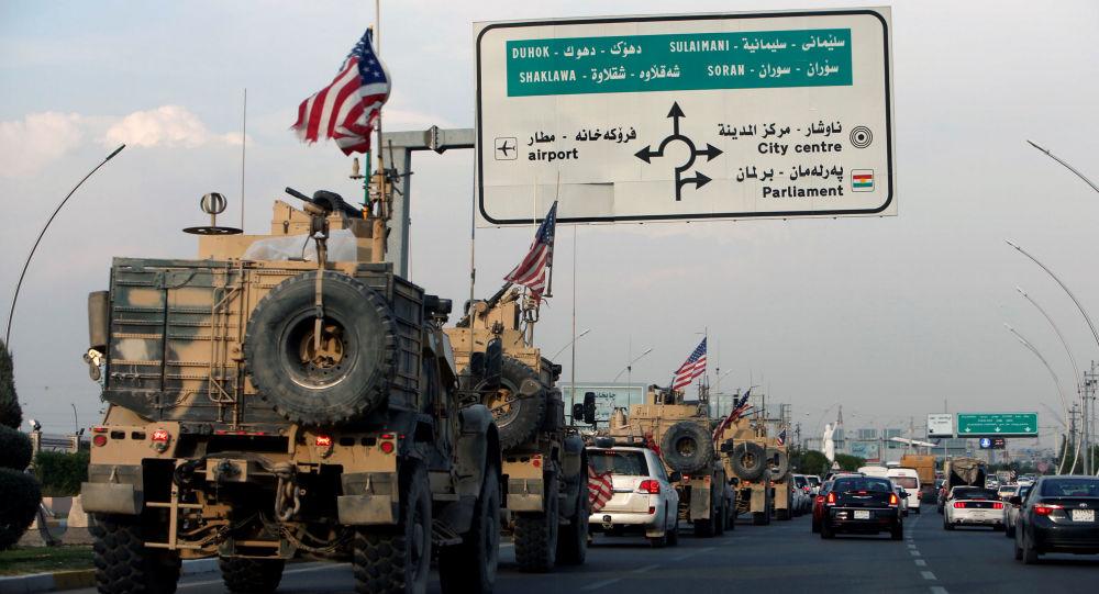 Iraque rejeita presença de tropas dos EUA que deixaram Síria