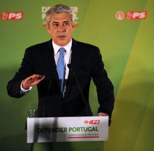 Ex-primeiro-ministro de Portugal José Sócrates