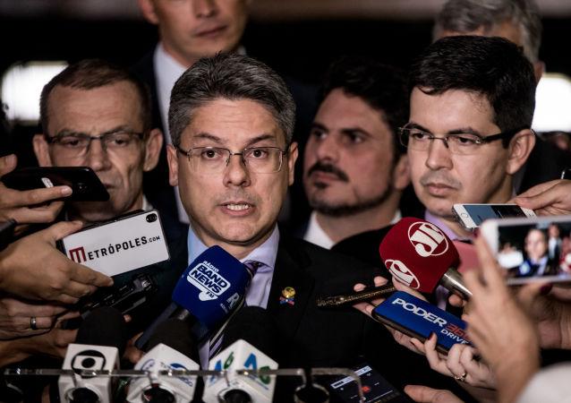 Senador Alessandro Vieira, do Cidadania de Sergipe