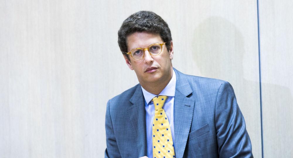 Ministro do Meio Ambiente, Ricardo Salles.