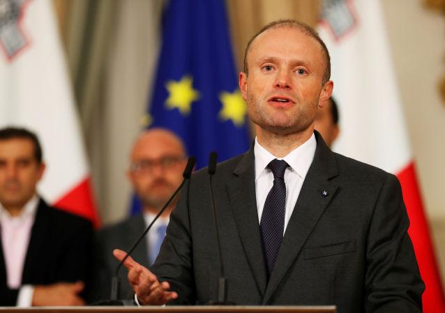 Joseph Muscat, primeiro-ministro de Malta