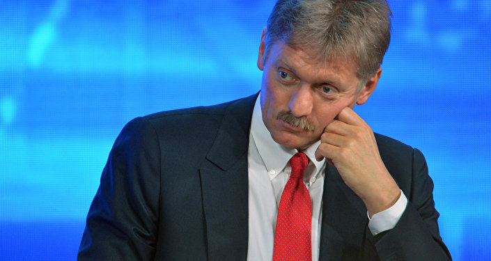 Dmitry Peskov, assessor de imprensa do presidente russo