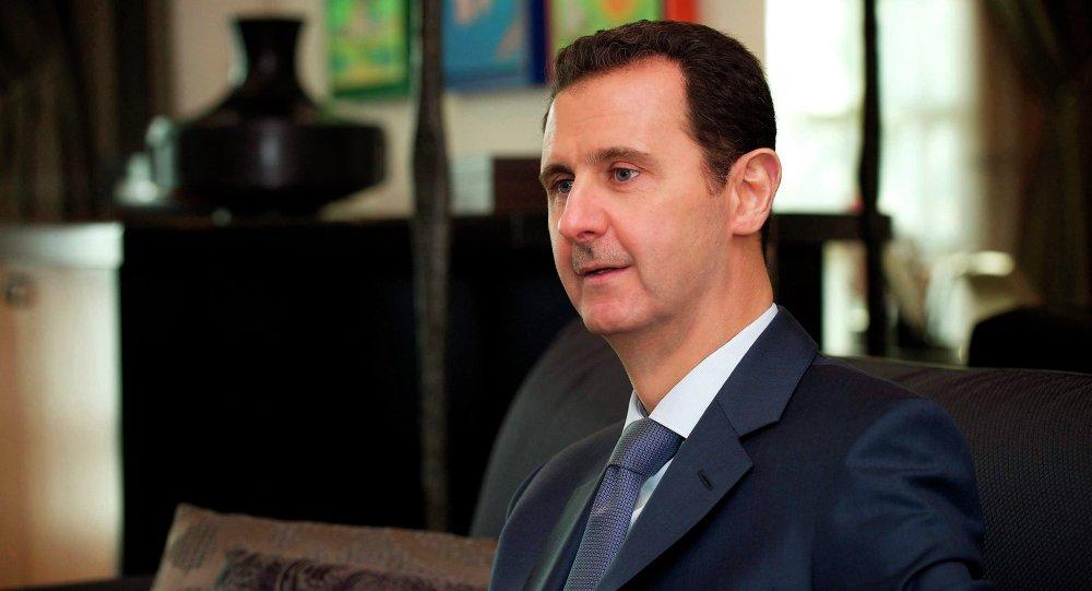 Bashar al-Assad, presidente da Síria
