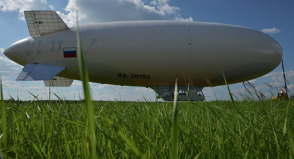 Dirigível AU-30