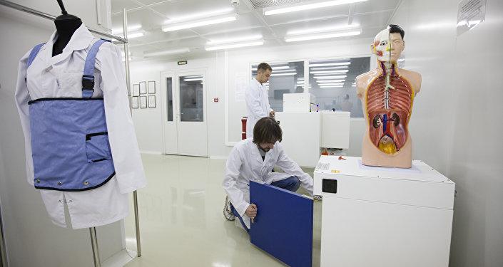 As modificações seguintes da cápsula Landysh (Lírio) permitirão expandir as suas funcionalidades e melhorar a qualidade do exame do doente.