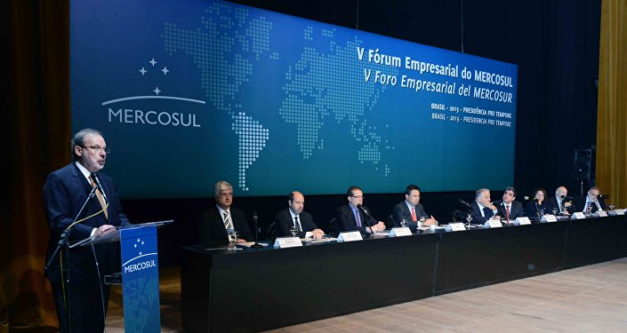 V Fórum Empresarial do Mercosul